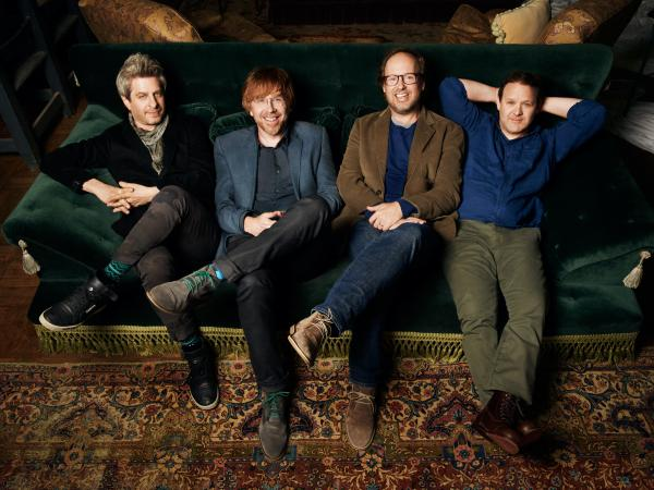 Phish's new album, <em>Fuego</em>, comes out June 24.