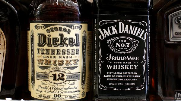 "New regulations on what can be called ""Tennessee whiskey"" have sparked a fight between the makers of Jack Daniel's and George Dickel, two best-selling brands."