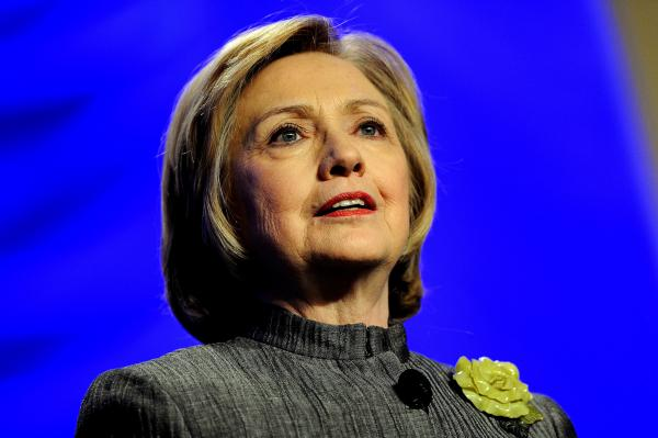 "Hillary Clinton's new memoir, <em>Hard Choices, </em>outlines her four years as secretary of state under President Obama. She talks about her vote for the Iraq War, women's rights and political ""gamers."""