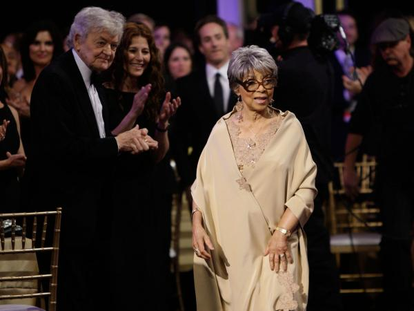 Ruby Dee won a Screen Actors Guild award for <em>American Gangster</em> in 2008.