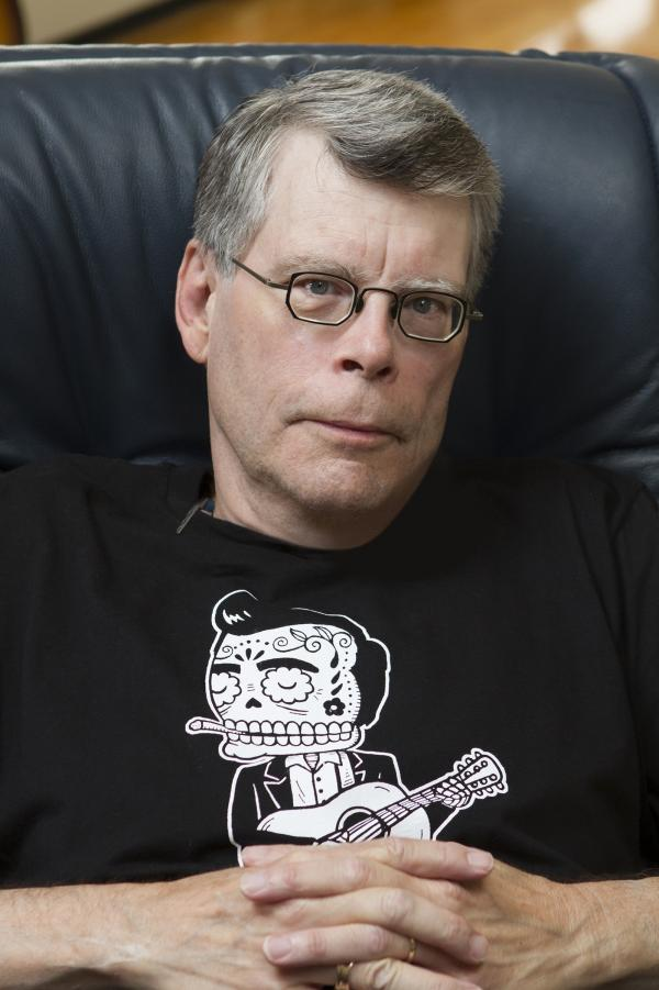 Stephen King is the author of more than 50 books, including <em>The Shining</em>, <em>Carrie</em> and <em>The Dark Tower </em>series.
