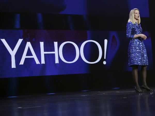 Yahoo is famously led by a woman, CEO Marissa Mayer. But its workforce, like most tech companies, is dominated by men.