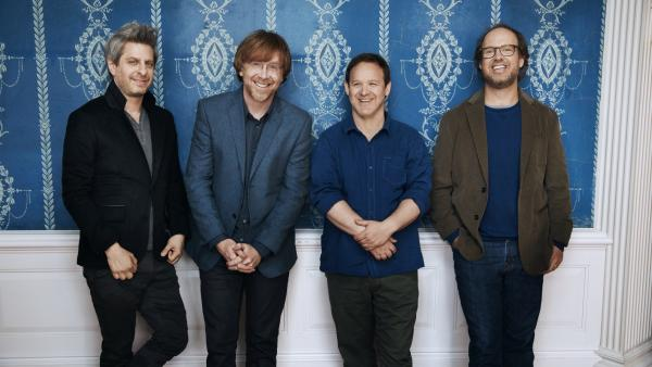 Phish's new album is <em>Fuego.</em>