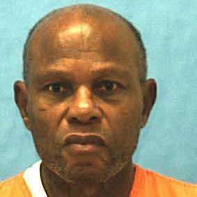 A Florida Department of Law Enforcement photo of John Ruthell Henry, who was executed by lethal injection Wednesday evening.