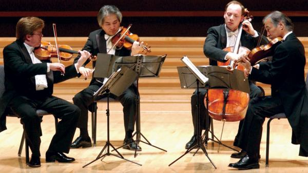 The Tokyo Quartet untangles Beethoven's complex <em>Grosse Fuge</em> at WQXR's Greene Space.