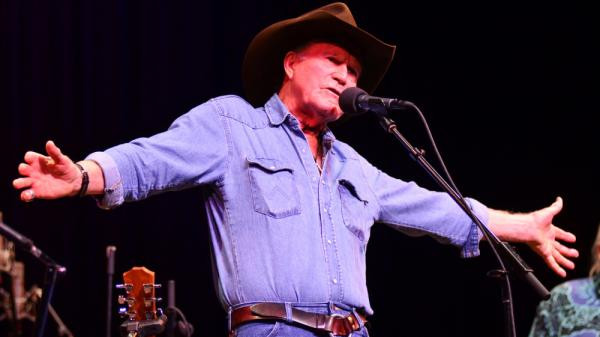 Billy Joe Shaver.