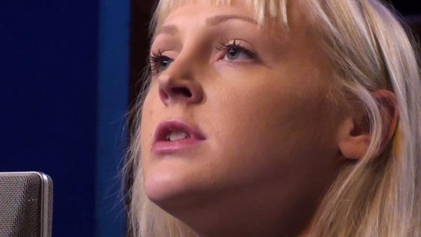 "Laura Marling performed ""Sophia"" on opbmusic."