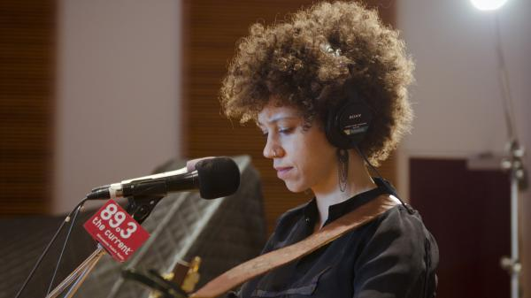 Chastity Brown performs on The Current.