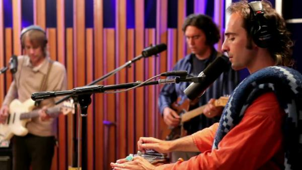 Beachwood Sparks performs live on KCRW's <em>Morning Becomes Eclectic</em>.