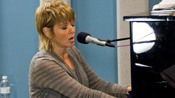 Jazz singer Karrin Allyson on KPLU in Seattle.