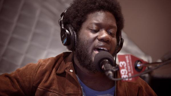Michael Kiwanuka performs on The Current.