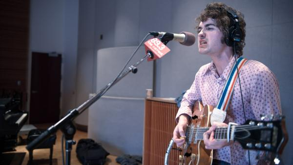 Night Moves performs on The Current.