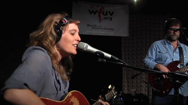 Tift Merritt performed on WFUV.