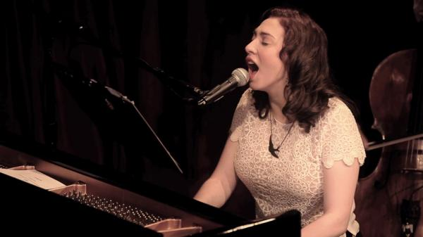 Regina Spektor performs for KCRW.