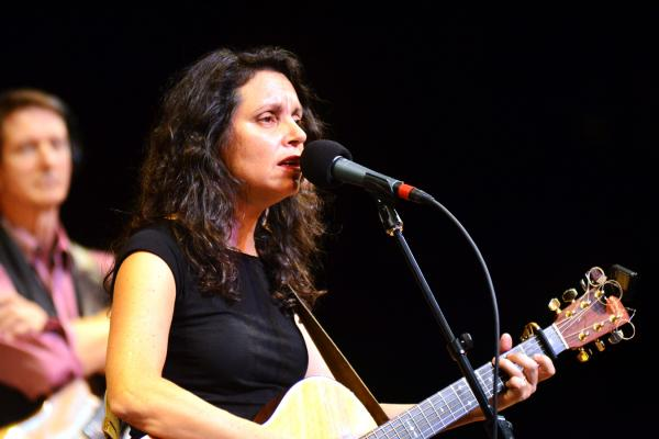 Lucy Kaplansky plays songs from her latest album, <em>Reunion.</em>