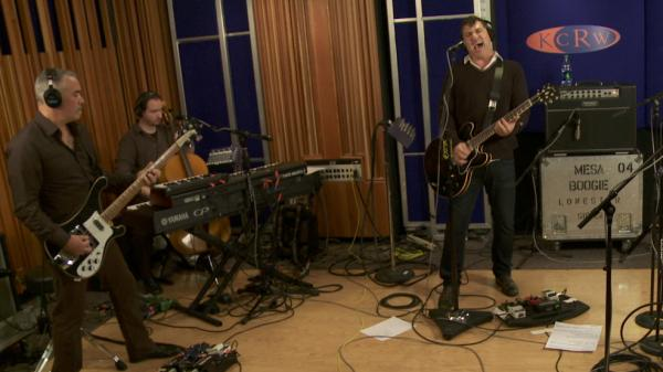 The Afghan Whigs on KCRW.