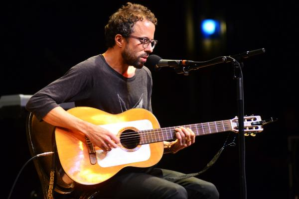 Jesse Harris' latest album was recorded in Rio de Janeiro with Brazilian session players.