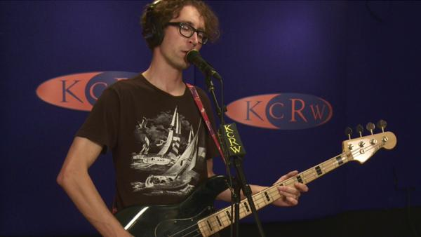 Poolside performs on KCRW.