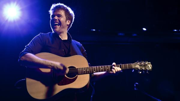 Josh Ritter performs <em>The Beast in Its Tracks</em> at Le Poisson Rouge.
