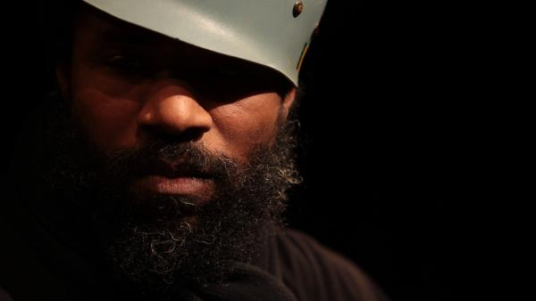 Cody ChesnuTT during his performance at Oregon Public Broadcasting.