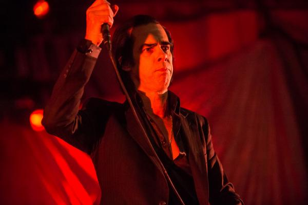 Nick Cave may have opened his SXSW set in the twilight hours, but if anyone could will the night into being, it's the black-clad Australian star.