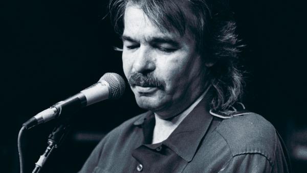 John Prine performs live on <em>Mountain Stage</em>.