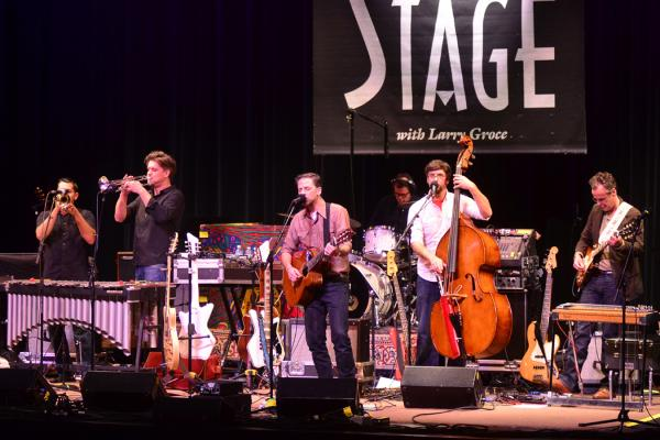 Calexico performs live on <em>Mountain Stage</em>.