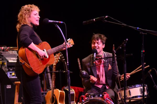Shovels and Rope performs live on <em>Mountain Stage</em>.