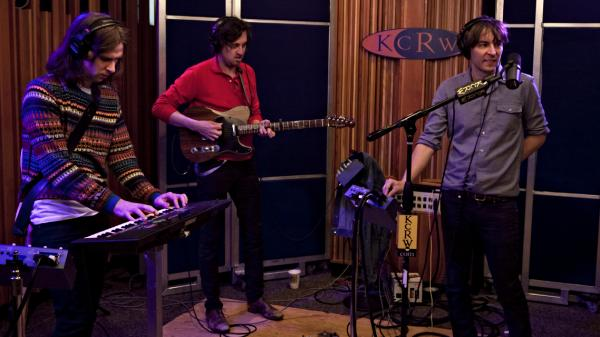 Phoenix perform live on KCRW's <em>Morning Becomes Eclectic</em>.