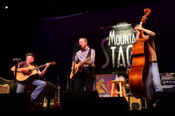Blue Yonder performs live on <em>Mountain Stage</em>.