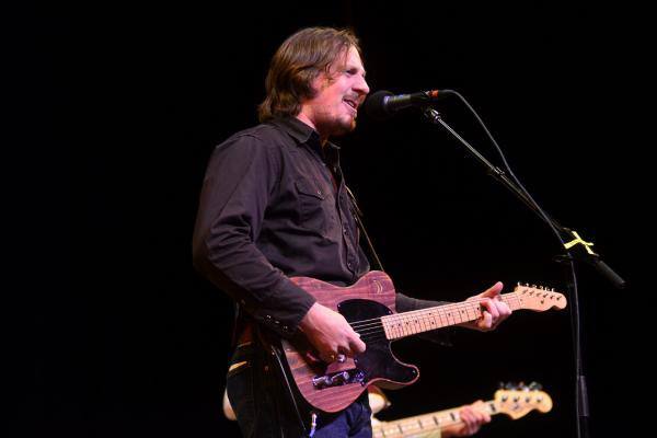 Sturgill Simpson performs live on <em>Mountain Stage</em>.