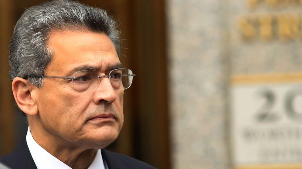 Rajat Gupta, former Goldman Sachs director and former senior partner at McKinsey & Co., was sentenced to two years in prison for leaking inside information to hedge fund manager Raj Rajaratnam.