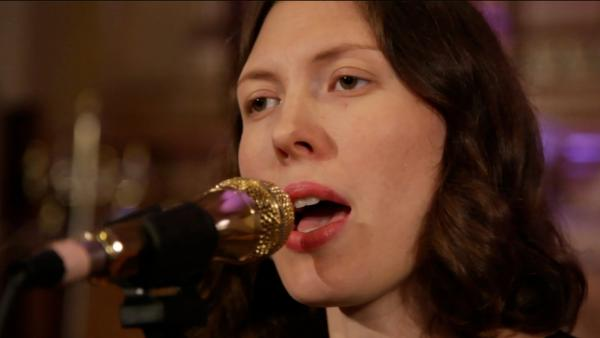 Alela Diane performs live for opbmusic.