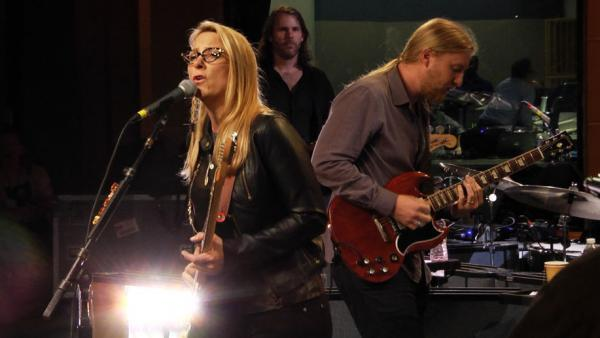 The Tedeschi Trucks Band performs live for <em>World Cafe</em>.