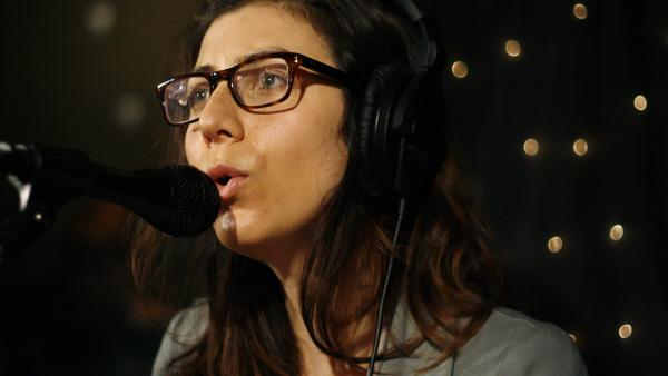 Julia Holter performs live on KEXP.