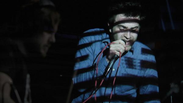 Marijuana Deathsquads performing live at the 9:30 Club in Washington, D.C.