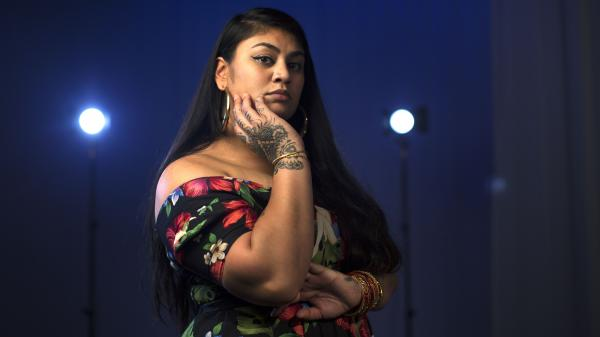 Aaradhna Patel performed live for OPB in Portland, Ore.