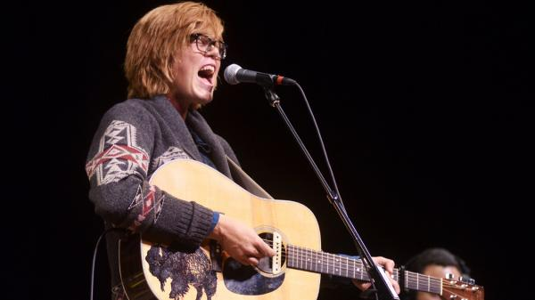 Brett Dennen performs live on <em>Mountain Stage</em>.