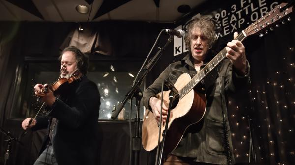 The Waterboys performed live at KEXP on Oct. 11.