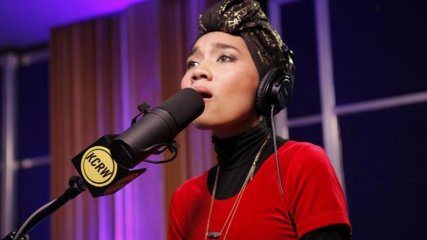 Yuna performed live on KCRW Dec. 11.