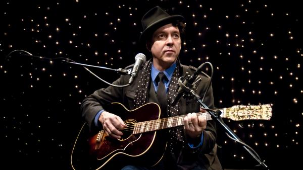 Joe Henry performed some new, unreleased material live on KEXP.