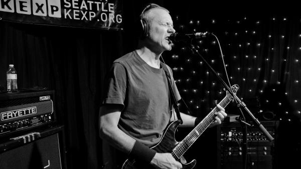 Helmet's Page Hamilton peforms live in KEXP's studio in Seattle.