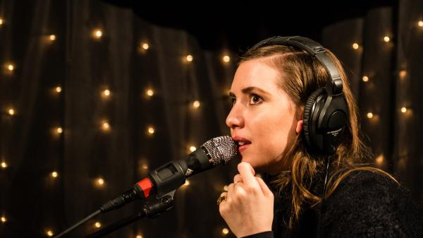 Lykke Li performs live at KEXP.