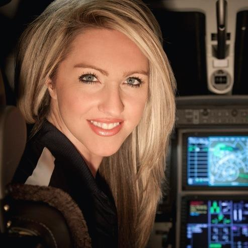 Amelia Rose Earhart hopes to trace the historic route of the original Amelia Earhart.