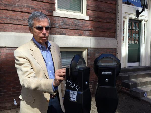 Harvard economist Robert Stavins compares cap and trade to buying tokens to feed a parking meter.