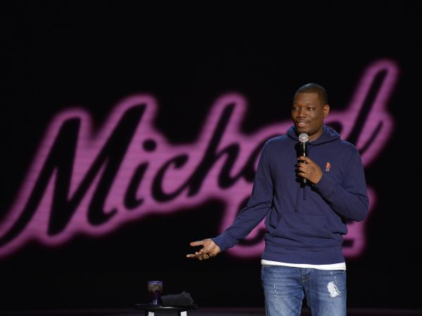 <em>The Daily Show</em> recently debuted its newest correspondent, Michael Che.
