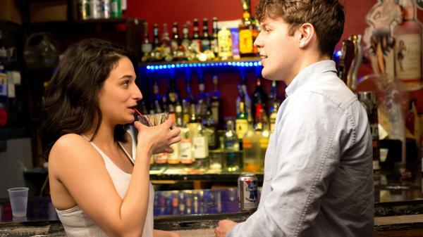 In<em> The Obvious Child</em>, 20-something comic Donna (Jenny Slate) finds herself pregnant after a one-night stand with Max (Jake Lacy), a young professional who's not remotely her type.
