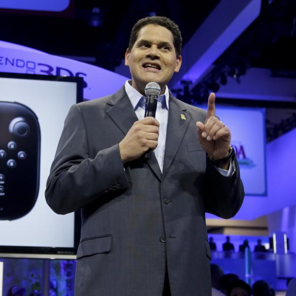 Reggie Fils-Aime is president and chief operating officer of Nintendo of America.