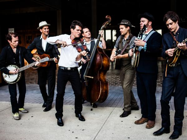 Old Crow Medicine Show's new album, <em>Remedy</em>, comes out July 1.