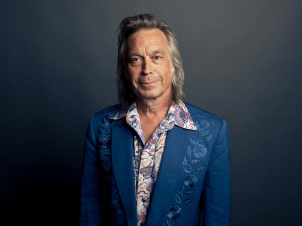 Jim Lauderdale's new album, <em>I'm A Song</em>, comes out July 1.